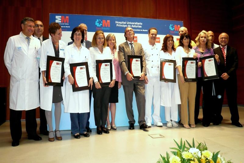 hospital principe de asturias alcala: