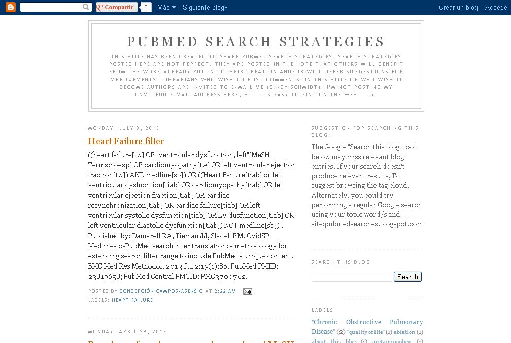 pub med search strategy Search strategy and  of which one was relevant (already retrieved by pub med) embase (1974–2003) search  2005 archives of disease in childhood.