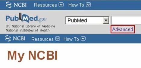 PubMed avanzado